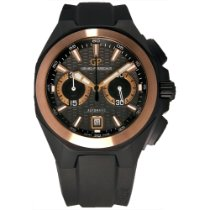 Girard Perregaux Chrono Hawk new Automatic Chronograph Watch with original box and original papers 49970-34-232-BB6A