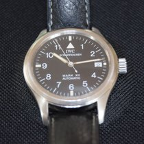 IWC IW3241 Steel 1997 Pilot Mark 36mm pre-owned