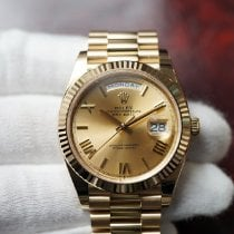 Rolex Day-Date 40 Sárgaarany 40mm