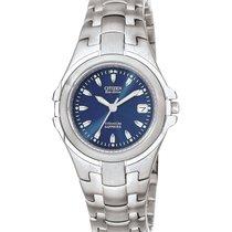 西铁城 女士手表 28mm 石英 全新 带有原装包装盒和原始证书的手表
