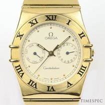 Omega Constellation Day-Date Yellow gold 33mm White United Kingdom, London