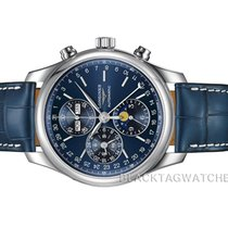 Longines Master Collection Steel 42mm Blue Arabic numerals United States of America, Florida, Aventura