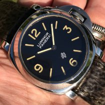 Panerai Steel 44mm Manual winding 5218-201A pre-owned