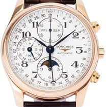 Longines Master Collection L2.673.8.78.3 2015 pre-owned