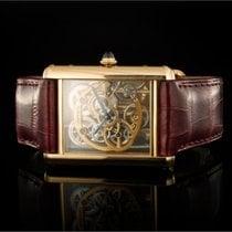 Cartier Tank Louis Cartier Rose gold 39mm No numerals