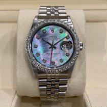 Rolex Datejust 16200 2003 occasion