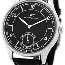"IWC ""Vintage Portuguese"" Strapwatch."