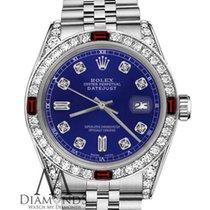 Rolex Lady-Datejust 68274 Foarte bună Otel 31mm Atomat