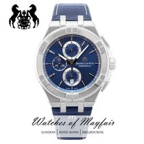 Maurice Lacroix AIKON Steel 44mm Blue