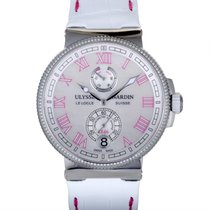 Ulysse Nardin Marine Chronometer Manufacture 43mm 1183-126B/470