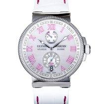 Ulysse Nardin Marine Chronometer Manufacture 1183-126B/470 новые