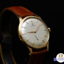 Omega 18K Solid Red Gold Omega Cal 268