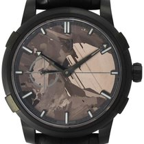 Romain Jerome : 1969 Black Metal Brown Silicium :  RJ.M.AU.020...