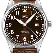 IWC Pilot Mark Steel 40mm United States of America, New York, Airmont