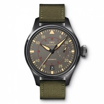 万国 Big Pilot Top Gun Miramar IW501902 全新 陶瓷 48mm 自动上弦