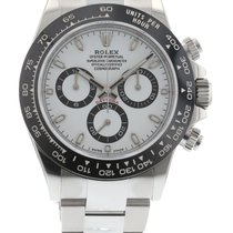 Rolex Daytona 116500 Watch with Stainless Steel Bracelet and...
