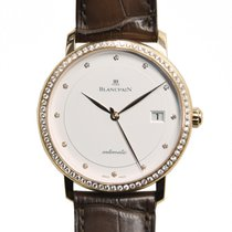 Blancpain Villeret Ultra-Slim 6223-2987-55B new