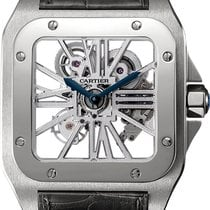 卡地亚 Santos 100 XL Palladium Watch