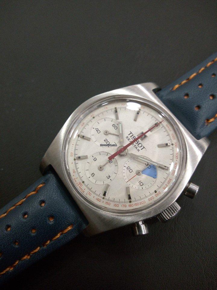 8cbd127d0e9 Relógios Tissot usados - Compare os preços de relógios Tissot usados