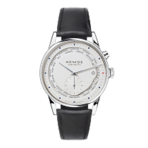 NOMOS Zurich World Time - refurbished