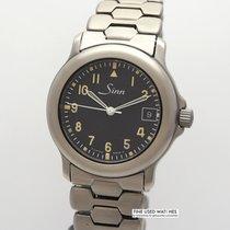 Sinn Chronometer 36mm Automatik 1985