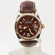 Rolex Datejust Gold/Steel Brown United States of America, Colorado, Colorado Springs