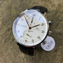 IWC Portuguese Chronograph 2006 pre-owned