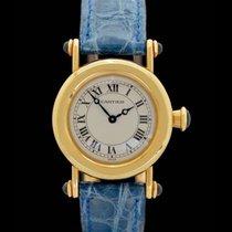 Cartier Diabolo - Ref. 1440 - Gelbgold - Faltschließe - 27mm -...