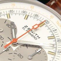 제니트 스톱워치 40mm 자동 중고시계