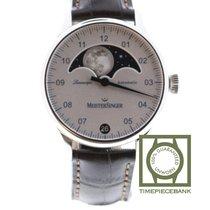 Meistersinger Stal 40mm Automatyczny LS901 nowość