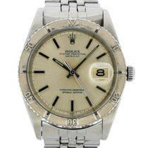Rolex 1625 Stahl 1968 Datejust Turn-O-Graph gebraucht