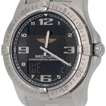 Breitling Aerospace Avantage Titanium 42mm Black Arabic numerals United States of America, Texas, Dallas