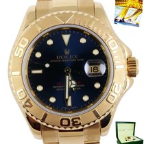 Rolex Yacht-Master 40 Yellow gold 40mm Blue United States of America, New York, Smithtown