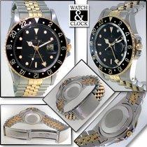 Rolex GMT-Master II Arany/Acél