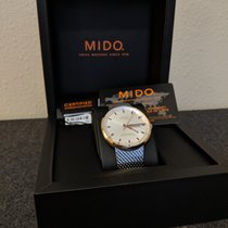Mido Steel 42mm Automatic M031.631.21.031.00 pre-owned