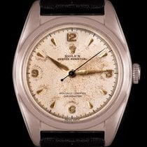 Rolex Bubble Back 6050 1950 pre-owned