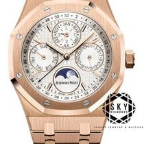 Audemars Piguet 26574OR.OO.1220OR.01 Rose gold Royal Oak Perpetual Calendar 41mm new United States of America, New York, NEW YORK