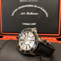 Blancpain Titane Remontage automatique 50015-12B34-52B occasion France, Paris