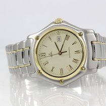 Ebel 1911 Gold/Steel White Roman numerals United States of America, New York, Scarsdale