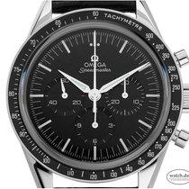 Omega Speedmaster Professional Moonwatch Steel 40mm Black