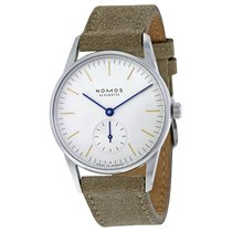 NOMOS 322 Steel Orion 33 32.8mm new