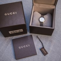 Gucci Stal 27mm Kwarcowy YA126501 używany Polska, Kraków