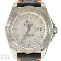 Breitling Cockpit Steel 42mm Silver