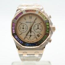 Audemars Piguet Royal Oak Offshore Chronograph Roségold 37mm Pink