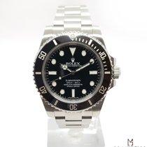 Rolex Submariner (No Date) 114060 2016 new