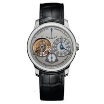F.P.Journe Souveraine Platinum 40mm Grey