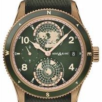 Montblanc 119909 Bronze 2020 1858 42mm nouveau