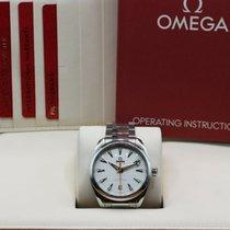 Omega Seamaster Aqua Terra Acero 41mm Blanco