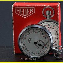 Heuer 43mm Manuale 1970 usato Nero