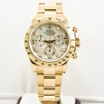 Rolex 116528 Yellow gold 2014 Daytona pre-owned United States of America, Florida, Miami